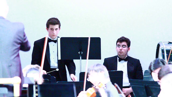 Winter 2014 Orchestra concert