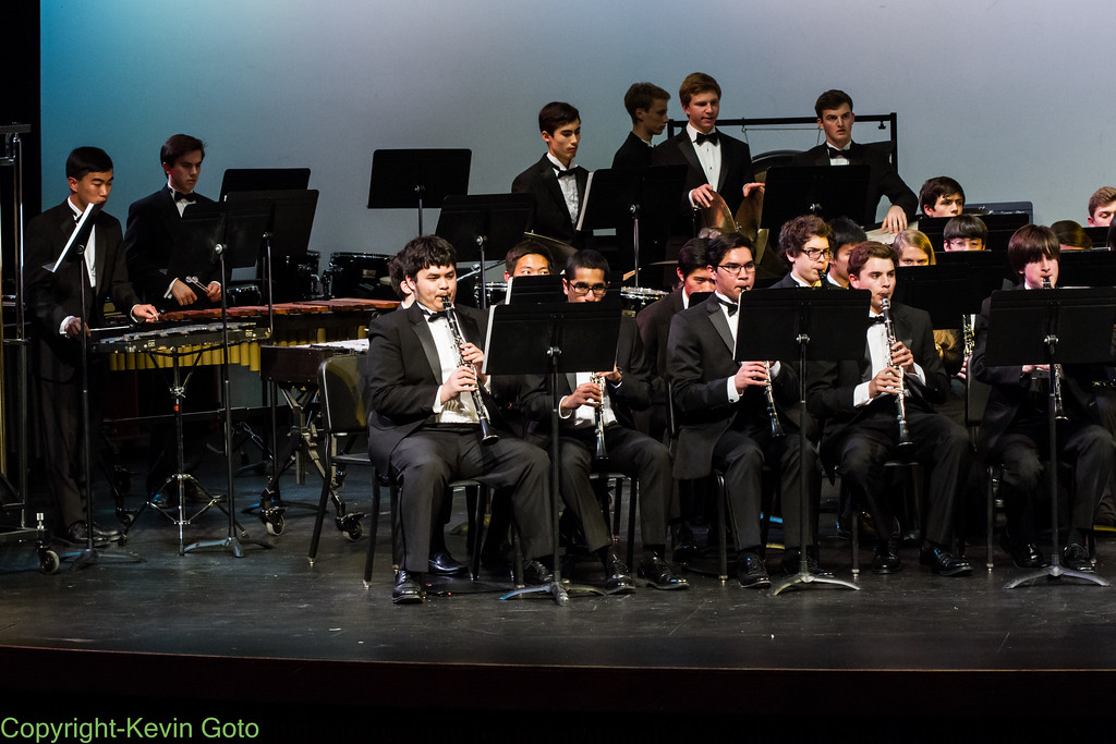 2017 Winter Band concert