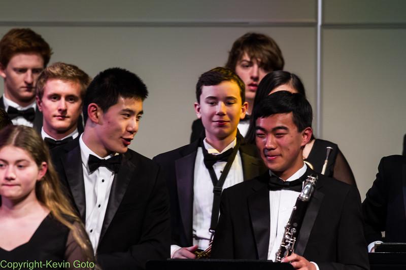 2017 Winter Band concert