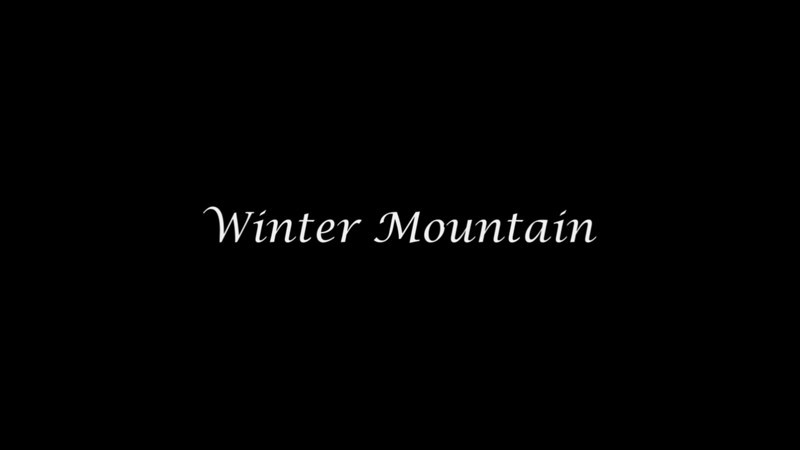 Winter Mountain 01