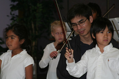 Winter Violin Recital 2009