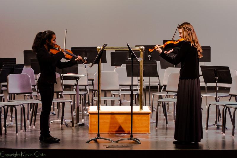 Winter orchestra