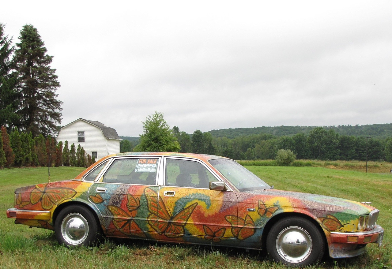 1990s era hippie mobile?