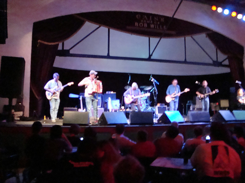 This year's festival included a pre-festival Bob Childers tribute show held at Cain's Ballroom in Tulsa on July 8, 2008.  Performers included Joel Rafael, The Red Dirt Rangers, the Burns Sisters, Jimmy LaFave, and others.