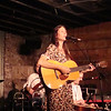 Monica Taylor at the Brick Street Cafe on Thursday, July 9. House band backed her up.