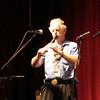 David Amram at the Sunday hootenanny