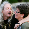 Sam Baker and Karen Zundel;  Saturday, July 11, 2009; Taken by Bill Waugh/Special Contributor for The Oklahoman