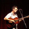 Mark Erelli took the stage at the Crystal Theater at 4pm on Friday, July 10.