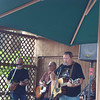 Tom Marshall dedicates a song to Sharon Jones at Mary Jo's Pancake Breakfast on Saturday, July 11.