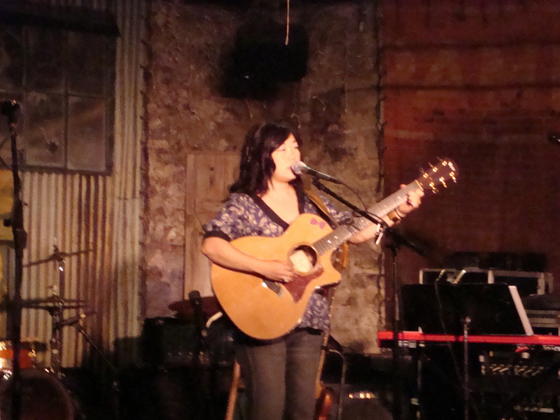 Betty Soo at the Brick Street on Friday, July 10.