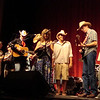 """Everybody on stage for """"Waling Woody's Road"""""""