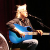 Arlo Guthrie opened the festival at the Crystal Theater on July 14, 2010.