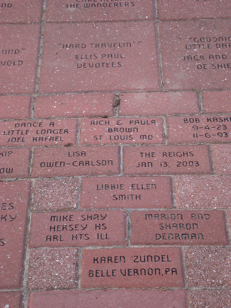 Another of Ellis' bricks.