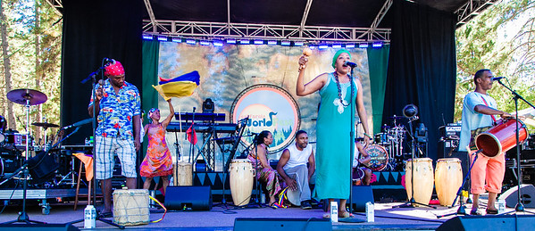The Center for the Arts presents CA WorldFest 2017, Marion Charlotte Photography