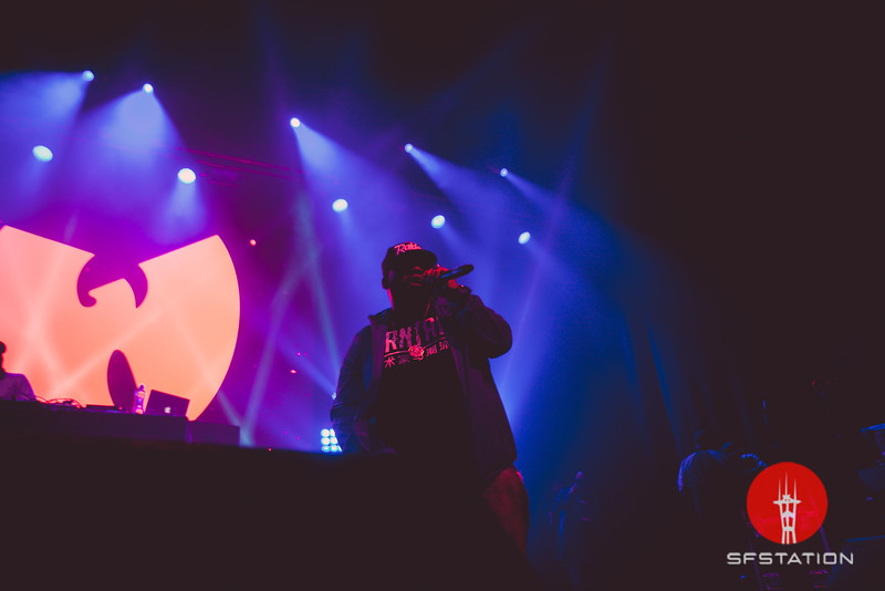 Wu-Tang Clan, Mar 18, 2017 at The Warfield