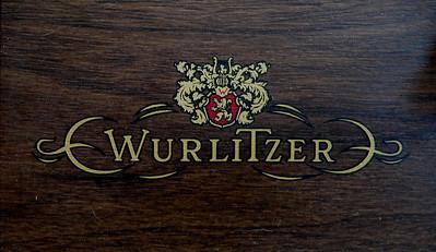 It's a Wurlitzer!