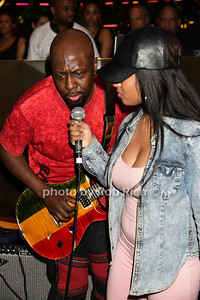 Wyclef Jean, guest singer photo by Rob Rich/SocietyAllure.com © 2016 robwayne1@aol.com 516-676-3939