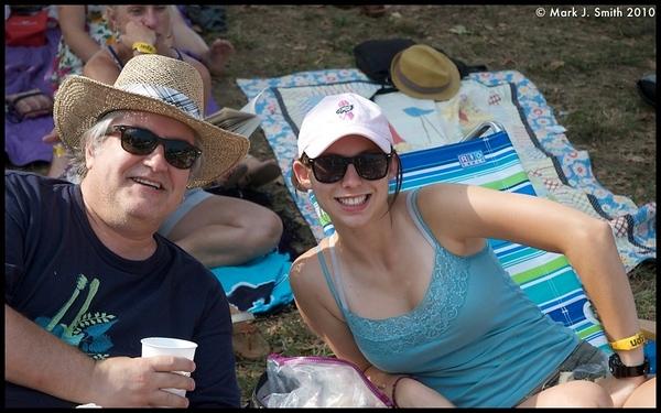 John Rudolf and Brianne Lazevnick, from Jenkintown,PA