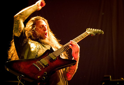 YOB, 11/17/2012, The Fox Theater, Oakland
