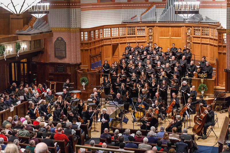 Institute of Sacred Music<br /> <br /> Yale University<br /> <br /> The Yale Camerata in concert, Battell Chapel
