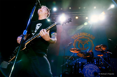 Ryan Key Yellowcard Wednesday, June 15 Summit Music Hall, Denver, CO
