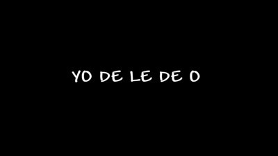 Yo De Le De O #2