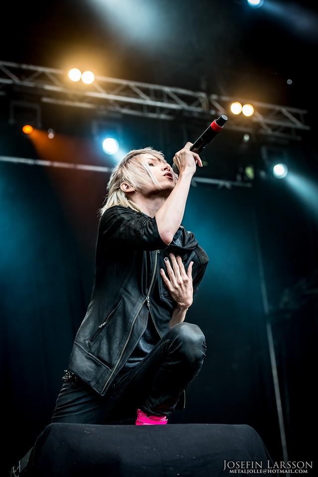 Yohio - Helgeå Festivalen 2013