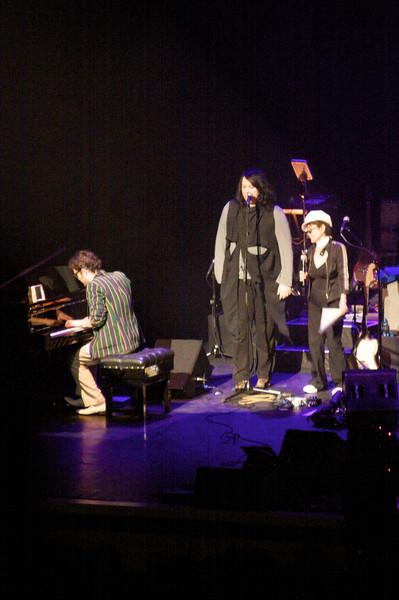 Yoko Ono Gig 14 June 2009