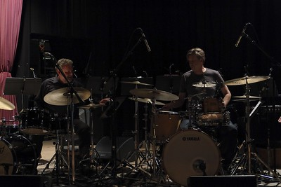 Yoshi's Drummer Duet