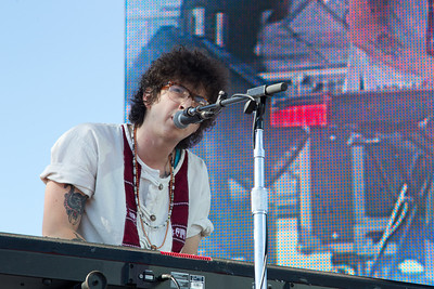 Youth Lagoon, 10/14/2012, Treasure Island Music Festival, San Francisco