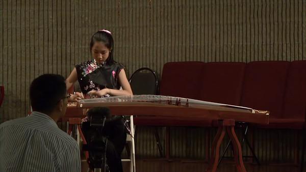 03. Fantasy (幻想曲) Hayley Ye (葉明麗), guzheng
