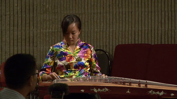 07. Spring On Snowy Mountain (雪山春曉) Laura Wang (王斯若), guzheng