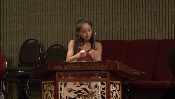 02. Spring Upon Qing River (春到清江) Rachel Gu (顧昕然), dulcimer