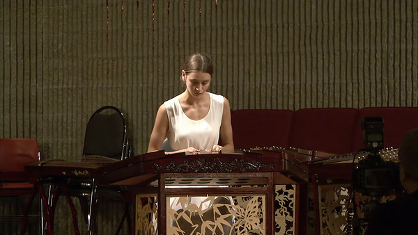 14. Poetic Mount Tian (天山詩畫) Serena Blacklow, dulcimer