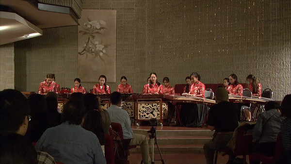 09. War Horse (戰馬奔騰) Dulcimer and Guzheng Youth Band (揚琴古箏青少年樂團) Ping Li (李平), instructor