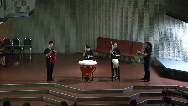 Cerebrating Percussion Music(歡慶鑼鼓)