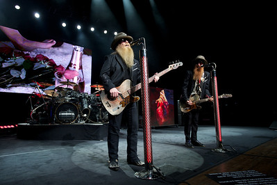 ZZ Top performs Friday at Riverbend