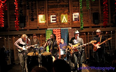 Zansa at LEAF 2012