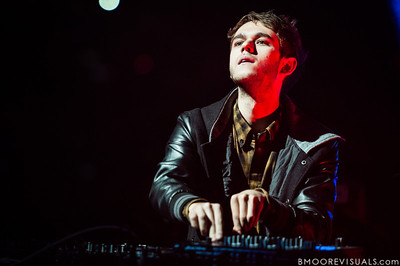 Zedd - Y100 Jingle Ball - 12/8/12