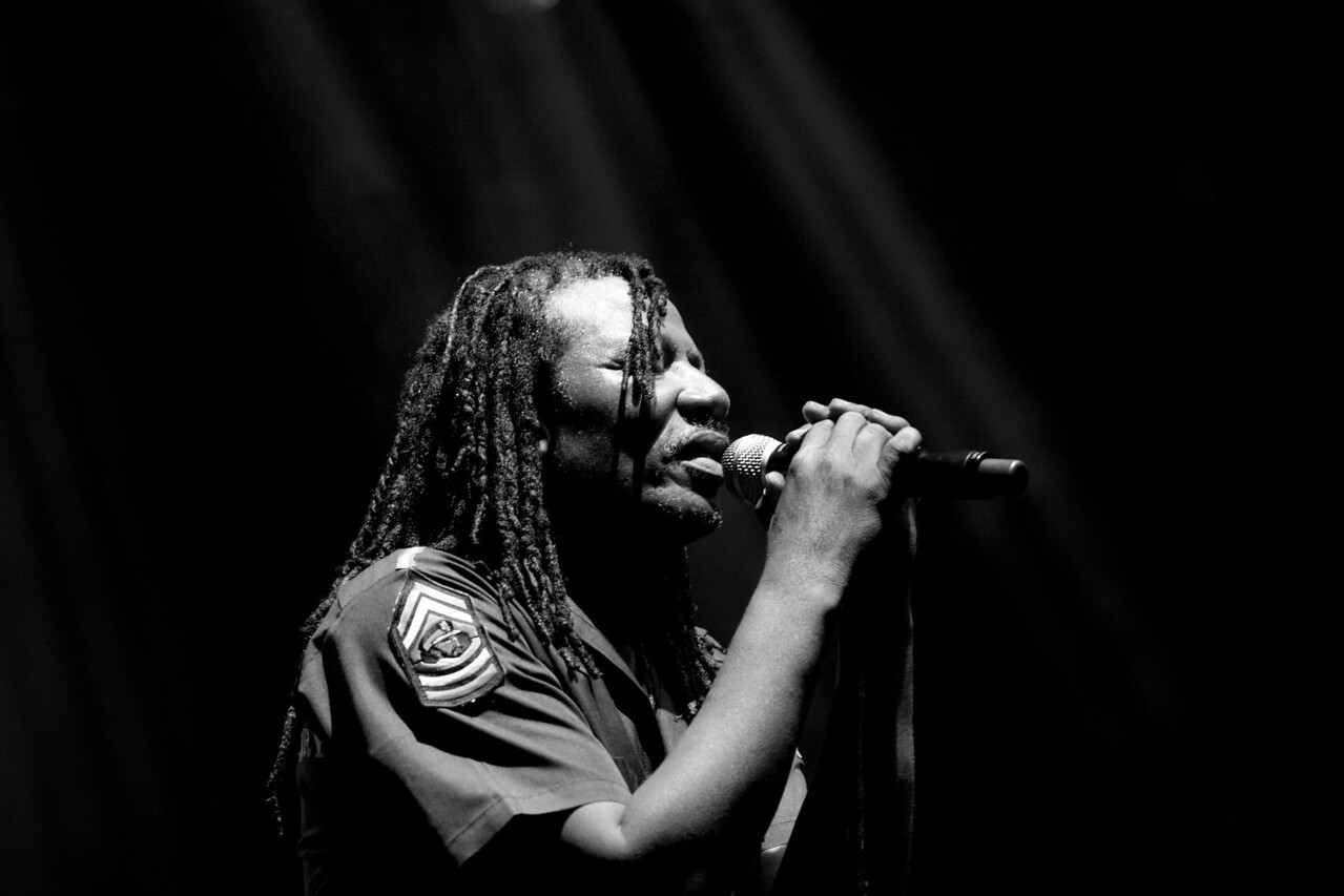 Alpha Blondy in Nice