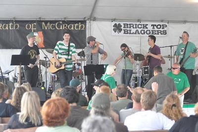 Brick Top Blaggers 13 March 2011