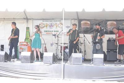 Brick Top Blaggers, 14 June 2014