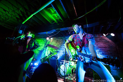 fun. perform on December 7, 2010 at Orpheum in Ybor City, Tampa, Florida