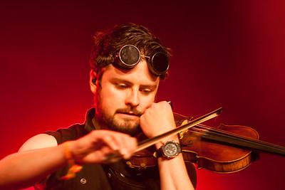 Innes Watson,  Treacherous Orchestra
