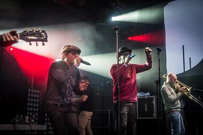 Dub Pistol, Godney Gathering 15.07.17