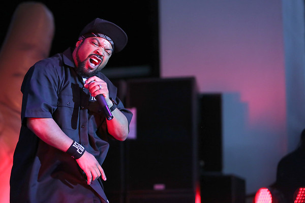 Ice Cube live at St. Augustine Amphitheater