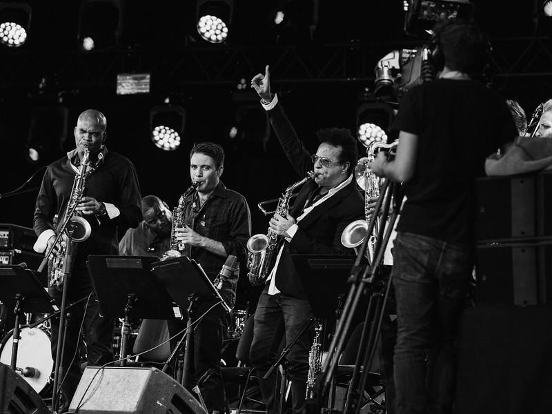 Jazz Middelheim Festival 2017