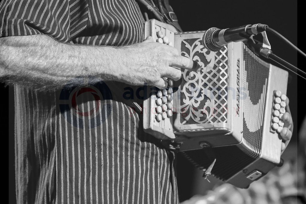 The Jock and Mitch Show @ the 2017 Whare Flat Folk Festival, Dunedin, New Zealand