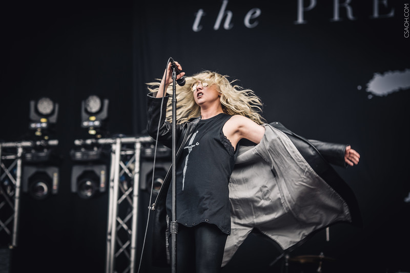 The Pretty Reckless @ Paris 25.08.2017