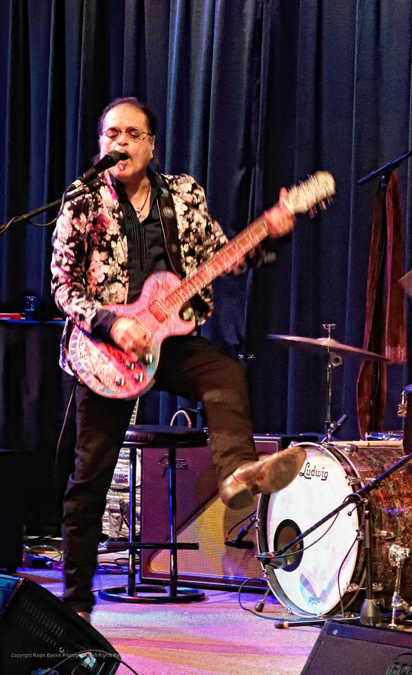Frank Carillo & the Bandoleros at the Towne Crier Cafe in Beacon NY 02-11-2018.  Photography by Ralph Baskin  RalphBaskin.com rightsidephoto@gmail.com